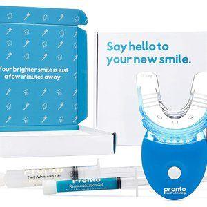 Whitening Kit with Led Light - Whiten Teeth in 10